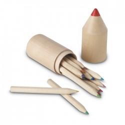 Set 12 creioane colorate Coloret