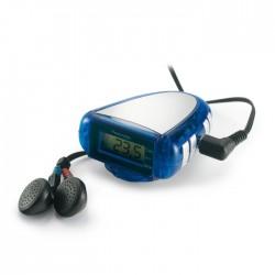 Pedometru cu radio Faser