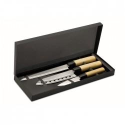 Set cuţite în stil japonez Taki