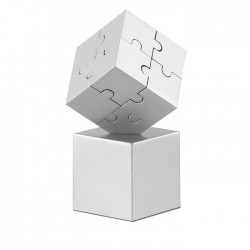 Puzzle 3D Kubzle