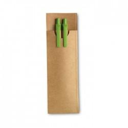 Set de scris cu creion și pix Greenset
