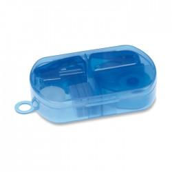 Set papetărie în cutie plastic Burobox