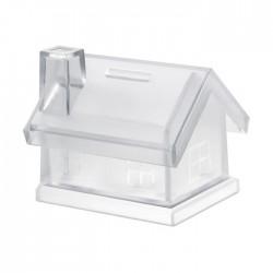 Pușculiță casă din plastic Mybank