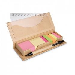 Set postituri pentru birou în cutie Stibox