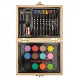 Set compact pentru pictură Beau