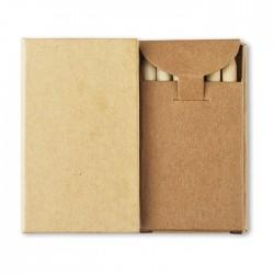 Carnet de notiţe cu 6 creioane Luna
