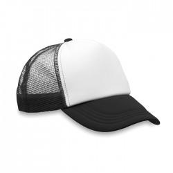 Şapcă din poliester 5 panele Trucker Cap