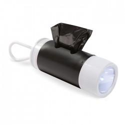 Lanternă cu pungi pentru resturi Tedy Light