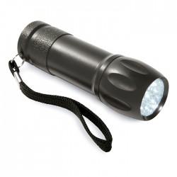 Lanternă cu 9 LED-uri albe Simply Torch