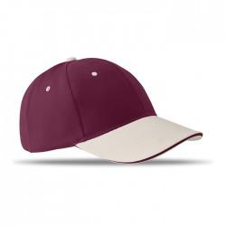 Șapcă cu 6 panele Sole Cap