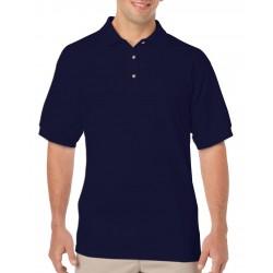 Tricou polo unisex Gildan Dryblend Jersey