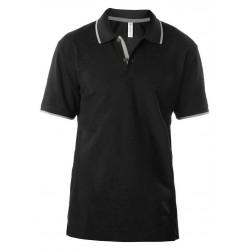 Tricou polo bărbați Kariban Sleeve