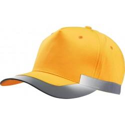 Șapcă fluorescentă 5 panele