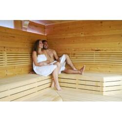 Prosop saună bărbați Sauna Kilt
