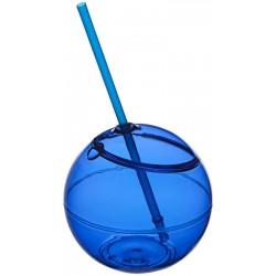Sticlă sport cu pai Fiesta 580ml