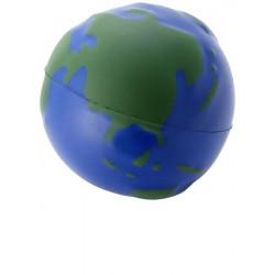 Minge antistres în formă de Glob Pământesc