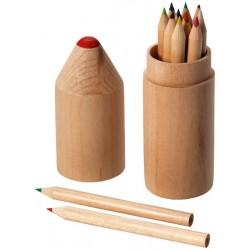 Set creioane colorate 12 buc.
