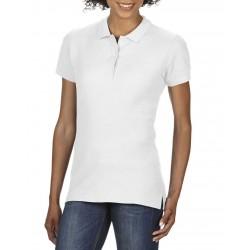 Tricou polo damă Gildan Premium Cotton