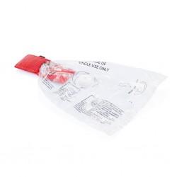 Masca pentru resuscitare CPR tip breloc