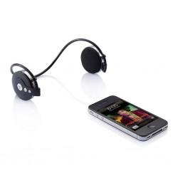 Căști sport cu bluetooth și microfon integrat
