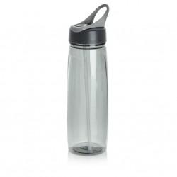 Sticlă sport din tritan cu pai 800 ml