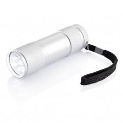 Lanternă din aluminiu Quattro