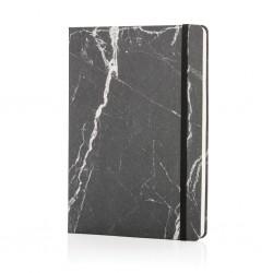 Agendă A5 liniată Deluxe marble