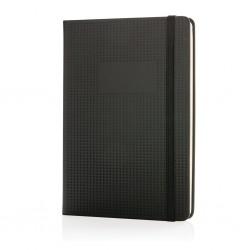 Notes A5 Deluxe cu copertă perforată