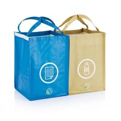 Set 2 sacoșe pentru colectat deșeuri