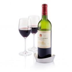 Tavă pentru sticlă de vin Aero