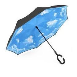 Umbrela reversibila de ploaie Britanny 105 cm