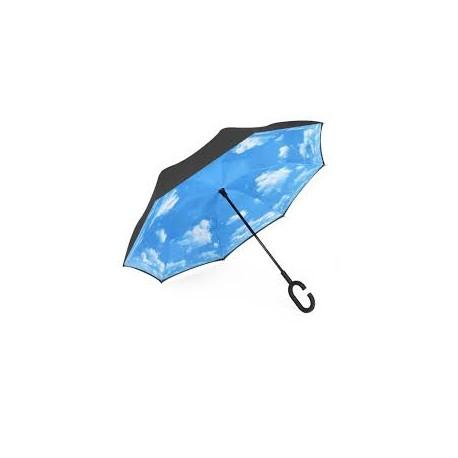 Umbrela reversibila Britanny cu norisori