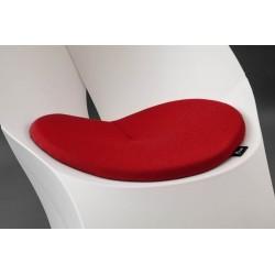 Perna scaun pliabil Flux rosie