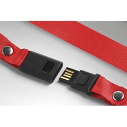 Stick USB cu lanyard