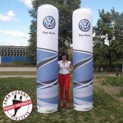 Totem publicitar personalizat VW TU 300-48
