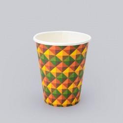 Pahar din carton personalizat 8 oz, 220ml