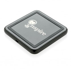 Incarcator wireless 5W cu logo iluminat Lumie