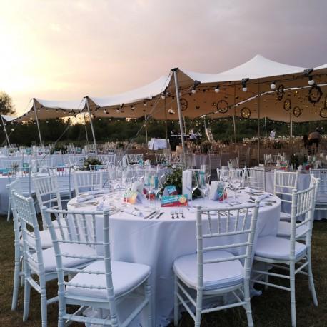 Inchiriere scaune elegante pentru evenimente