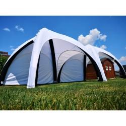 Inchiriere cort evenimente tip iglu dome Double Iglu 4x8m