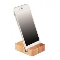 Suport telefon eco din bambus