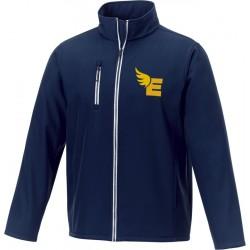 Jacheta softshell personalizata cu interior din fleece barbati Heroes