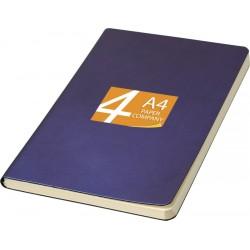 Agenda B6 cu coperta cameleonica pagini crem
