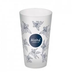 Pahar din plastic reutilizabil 550ml