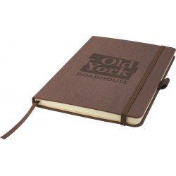 Notebook A5 Wood-Look