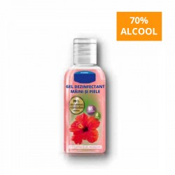 Gel dezinfectant maini si piele, 50ml