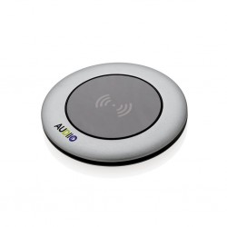 Incarcator wireless 5W din aluminiu