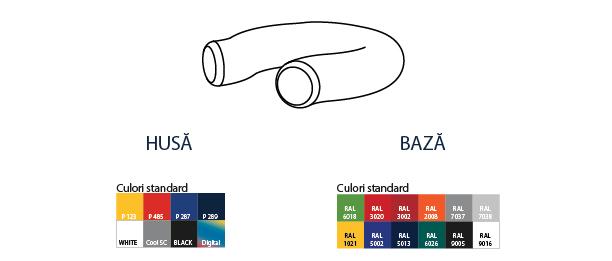 Culori de baza banca pneumatica Axion Omega