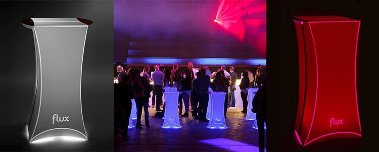Mobilier evenimente iluminat