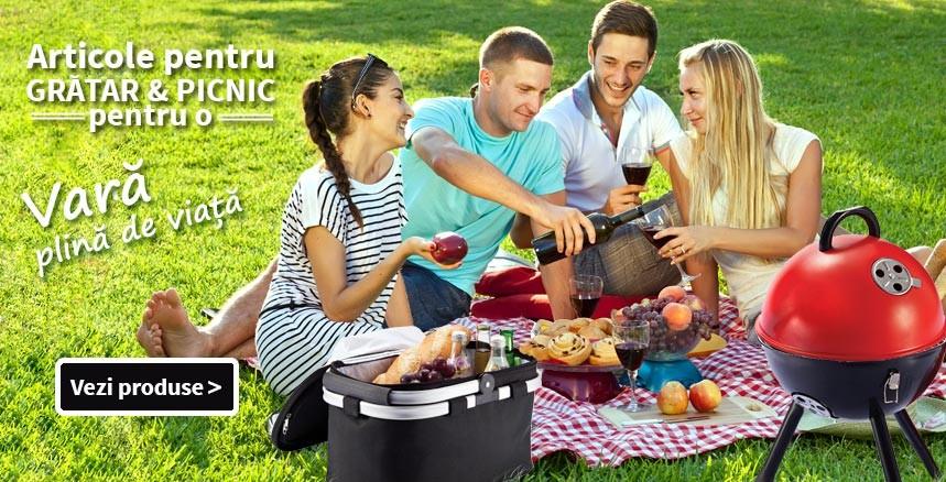 Baner articole pentru grătar și picnic personalizate