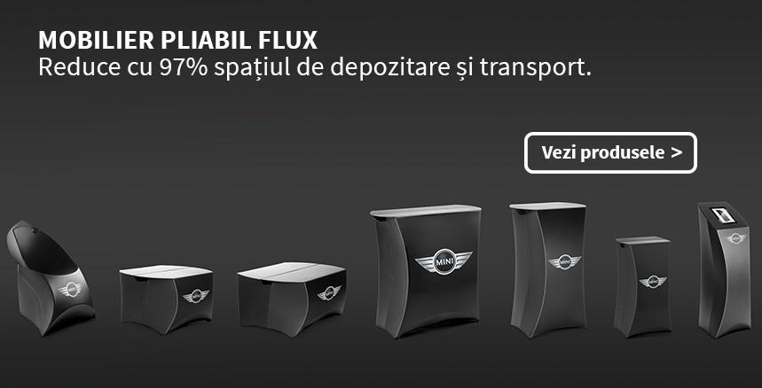 Mobilier pliabil FLUX